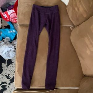 Beyond Yoga. Dark Purple Leggings. Size XS